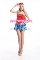 FREE SHIPPING SUPER HERO SUPER GIRL LADIES WONDER WOMAN COSTUME FANCY DRESS SIZE  8 10 12