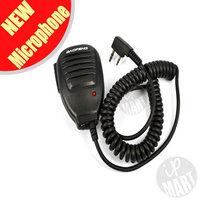 FS! Original Baofeng TG-UV2 Handheld Microphone Speaker MIC for radio UV-5R/A/E UV-B5 UV-B6 BF-888S BF-666S walkie talkie