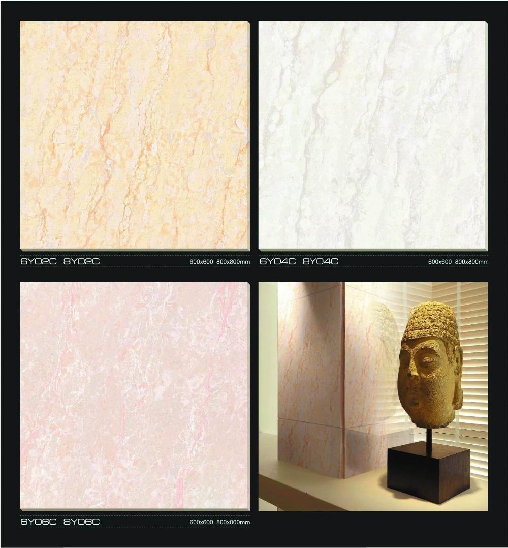 2015 Porcelain Polished Floor Tiles with nano 800X800MM LuBan NatureStone 8Y06C