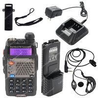 BAOFENG UV-5RD VHF/UHF Dual Band 3800mAh Extended Battery FM Two Way Radio  LB0562
