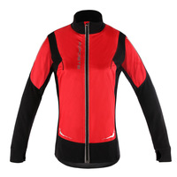 Bicycle clothes windproof for women Cycling jersey  long sleeve cycling clothing