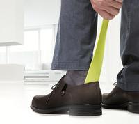 Magnetic Shoe Horn Artiart Sturdy Shoespooner Long Handle Shoehorn Slip Aid Boots Lifter Magnet Stick-on Spooner Spoon Women Men