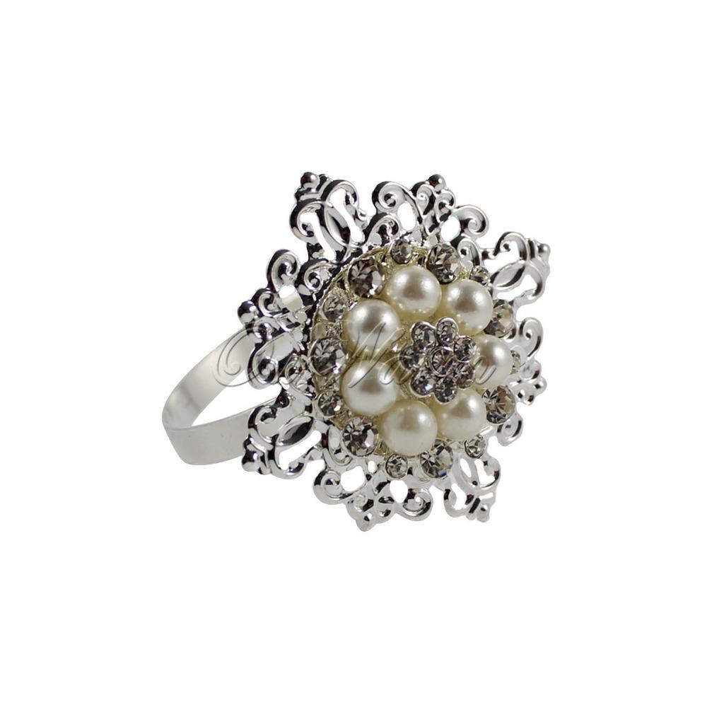 Кольцо для салфеток Ourwarm 24pcs CJH-GDZ-24 кольцо для салфеток quaeas aliexpress qn13030707