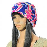 2015 new Spring&Autumn beanie women hats,Adult  Words print Skullies Chunky Baggy touca beanie lady women caps gorros carhart,