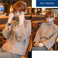 rabbit fur vest pullovers sweater