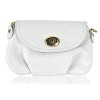 Brand New Vintage PU Leather Satchel Purse Shoulder Messenger Cross Body Bag White for good selling