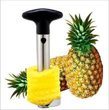 Ananas peeler parer della taglierina lama di cucina in acciaio inossidabile frutta strumenti strumenti di cottura spedizione gratuita c114 pineapple slicer  (China (Mainland))