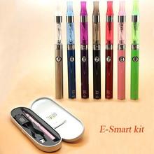 E – smart Kit Electronic Cigarettes kits 350mah Battery e cigarette Elegant Featuring revolutionary tank system Various Colors