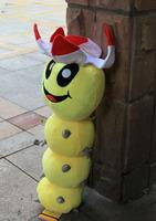 "3PCS/Lot Free Shipping Super Mario Bros Big Caterpillars Plush Toy Soft Stuffed Doll 13""34CM"
