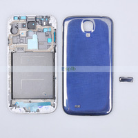 Front Bezel Panel + Middle Frame Chassis + Back Battery Housing Full Set for Samsung Galaxy S4 i337