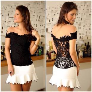Женские блузки и Рубашки Lace blouse 2015 blusas 01ASY13 blusas festa женские блузки и рубашки blusas