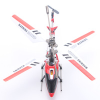 2.5CH Mini Remote control aircraft  RC Helicopters With light Radio Control Metal electronic toy aircraft