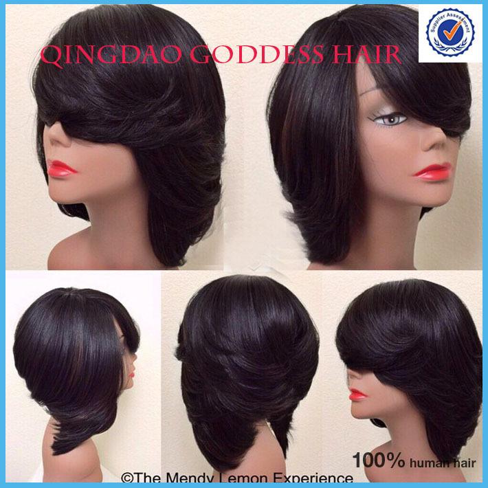 Popular Layered Bob Haircut-Buy Cheap Layered Bob Haircut lots from ...