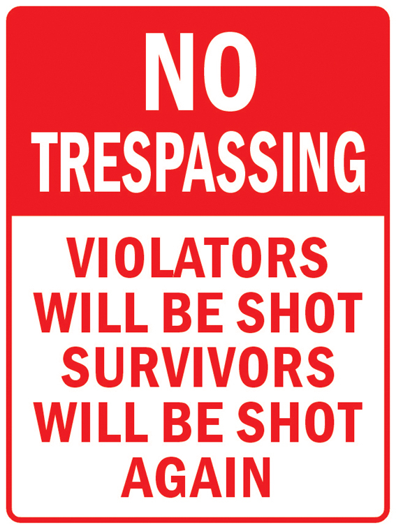 Security Safety Signs Safety House Home Security