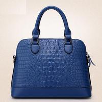 Women bags desigual 2015 fashion bolsas femininas leather shoulder bag PU bag crocdile texture women messenger bags