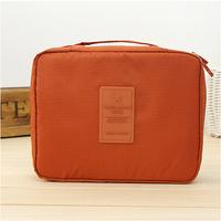 Voluminous Portable OXford Multifunctional Travel Underwear Cosmetic Wash Storage Mesh Bag