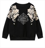 2015 Free shipping /Novelty Chic Harajuku loose VINTAGE bat sleeve printing hoodie/ladies fashion Hoodies free shipping