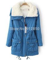 New Down parkas women's coat