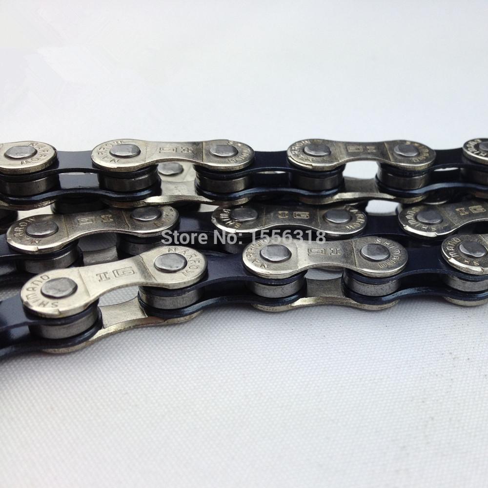 IG 51 Mountain Bike Chain Bicycle Chain Bike Chain Length for 116 links Bike Chain 6/7/8 Speed(China (Mainland))