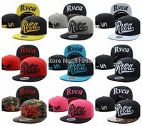 Rvca Snapback hats leopard/camo most popular men & women's designer gorras bones baseball caps