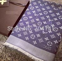 HOT SALE  Fashion & Noble Shawls, Comfortable Feeling Silk Match Thread Scarf . High Quality . FREE SHIPPING