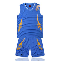 Genuine preferential dragons school basketball team jersey dress red yellow blue black vest training game 5 colors free shipping