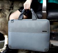 Solid 13 14 15 inch waterproof water proof Computer laptop notebook bags case messenger Shoulder bag men women