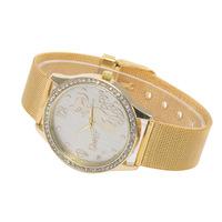 Net belt Ladies Watch The fox female Unisex Watch Delicate business Watch Free Shipping