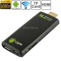 Full HD 1080P Android 4.2 OS HDMI TV Dongle with WIFI + Bluetooth + HDMI + USB Interface