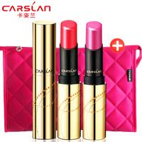 Hot selling brand lipstick streamer watercolor lipstick orange moisturizing Pink lasting moisturizing matte lipstick
