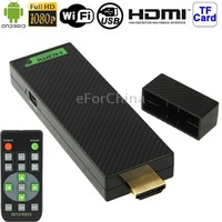 HD 1080P Android 4.2 HDMI TV Dongle with WIFI + Remote Control HDMI + USB Interface
