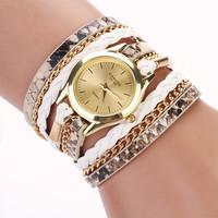 XR621 New Fashion Watches Woman Chain Leather Watches Quartz Bracelet Relogio Inteligente Men watch Army Watch for Men