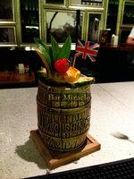 2014 US Hawaii Cocktail Glass Tiki Mug Popular Collection Home Decoration Cup Free Shipping