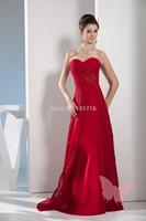 Mature long Strapless Prom Dresses