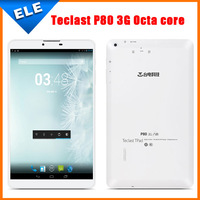 8.0 Inch IPS Teclast P80 3G Phone call Tablet PC MT8382 Otca Core/Quad core 1GB/16GB Android 4.4 Tablets 1280*800 Dual Camera
