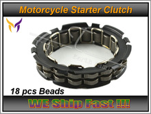 Free Shipping Big Roller Reinforced One Way Bearing Starter Spraq Clutch For Suzuki DRZ400E DRZ 400 E 2000-2004(China (Mainland))