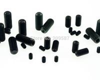 QTY50 M2x8mm Head Hex Socket Set Grub Screws Metric Threaded Cup Point