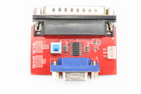 Free shipping  programmer to update the program for the controller board