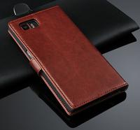 Free Shipping 100% lenovo K920 VIBE Z2 Pro Original smart slip Leather Case Good quality k920 flip cover Gift Screen Protector