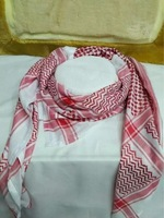 as029 cheap plaid printed arab turbans in size 140cm*135cm on promotion