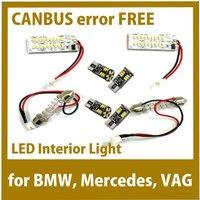 CANBUS error Free LED reading light interior lamp T10 bulb for BMW for Mercedes for VAG models
