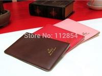 Free Shipping+Wholesale PU travel passport holder passport bag 3 colors,100pcs/Lot
