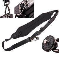 New Black Camera Shoulder Neck Strap Belt Sling for Canon Nikon Sony DSLR