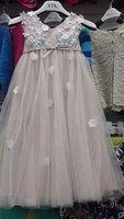 New  summer high quality girls Paillette yarn  dress 6pcs/lot