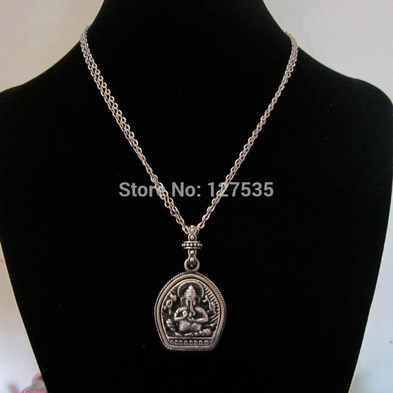 Цепочка с подвеской / 14092906 цепочка с подвеской navell цвет золотой серебро