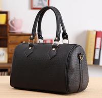 2015  Vintage Simple Women's fashion buckle shoulder  bag messenger shoulder bag  woman bags fashion    A70-797