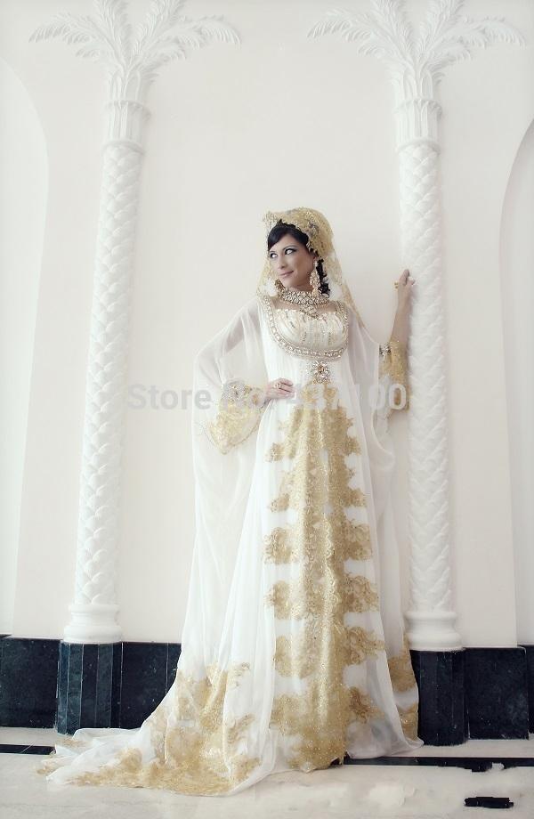 великолепный Дубай кафтан Арабский вечерние платья