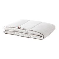 1 piece 150x200cm white color 100% polyester quilt