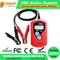 Original manufacturer 12V car battery analyzer best quality FREE SHIPPING