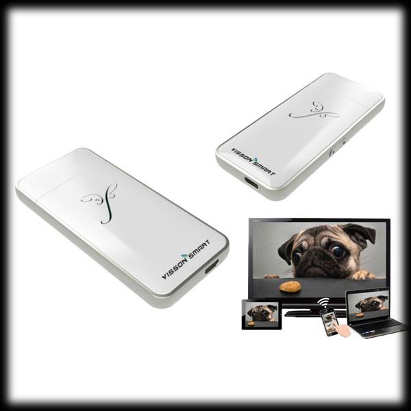 50% shipping fee 5pcs Vsmart V5I tv stick miracast for iphone 4s/5s ipad android phone(China (Mainland))